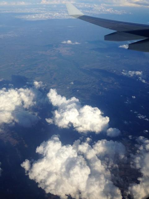 Ausblick auf brasilianisches Festland