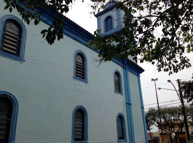 Kirche in Itapetininga in Brasilien