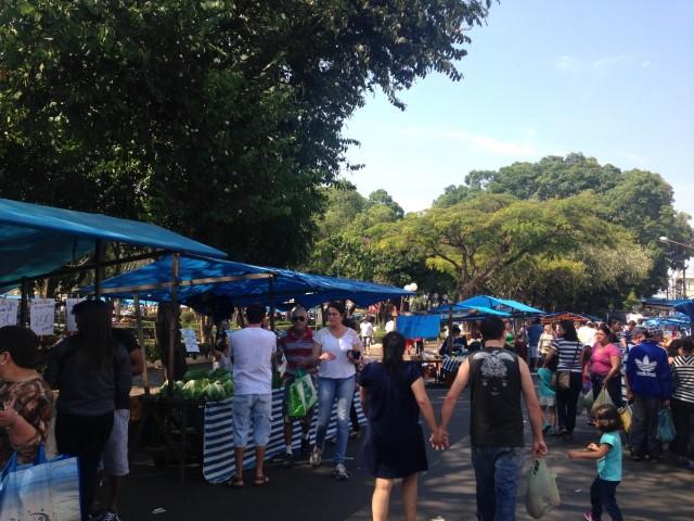 Markt in Itapetininga