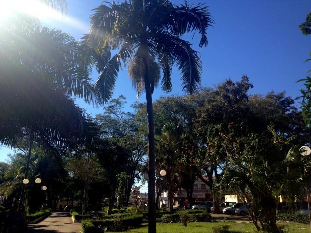 Park in Itapetininga