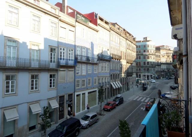 Balkon, Dixo's Oporto Hostel