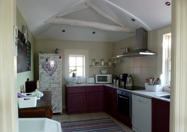 Küche, Dixo's Oporto Hostel