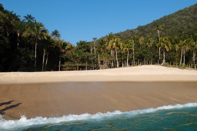Praia dos Meros, Strand