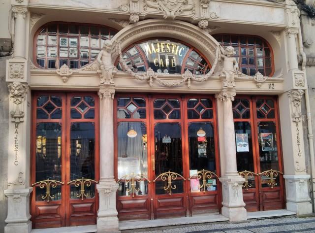 Majestic Café Porto