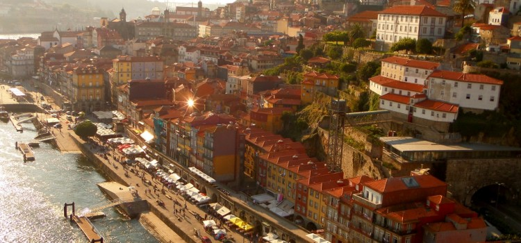 Porto, eine meiner Lieblingsstädte in Europa