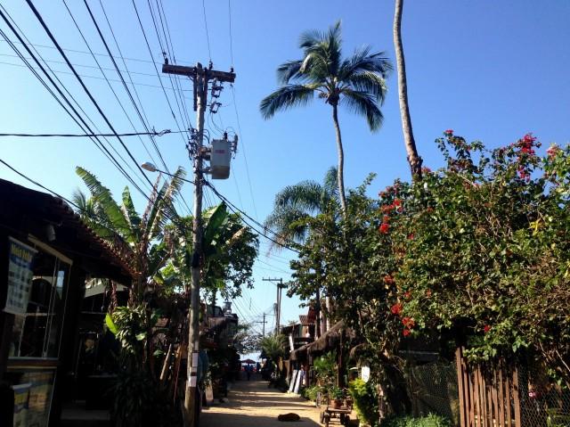 Vila do Abraao auf Ilha Grande