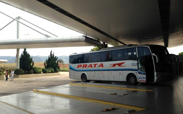 Bus Brasilien
