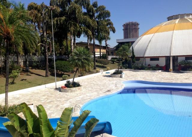 Pool im Clube