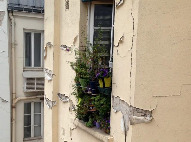 Altes Haus, Paris