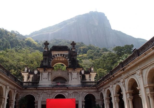 Aussicht auf Corcovado