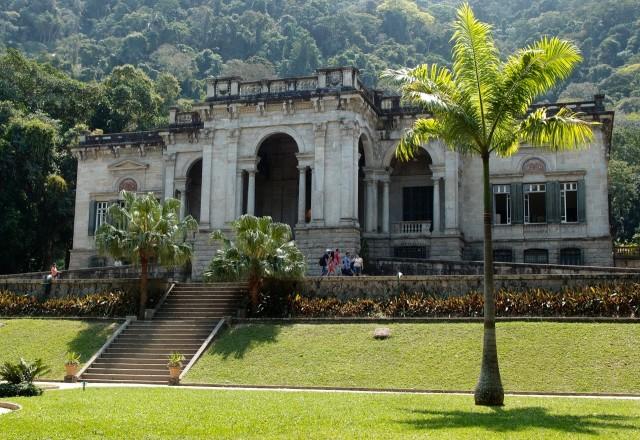 Parque Lage, EAV