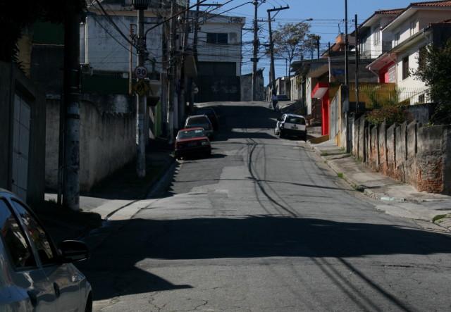 Sao Paulo, Straße
