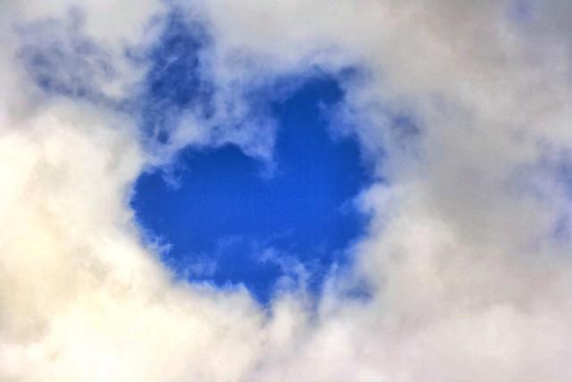 Herz-Wolke