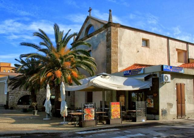 Café am Hafen, Alghero