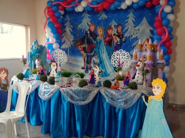 Frozen, Geburtstagsparty