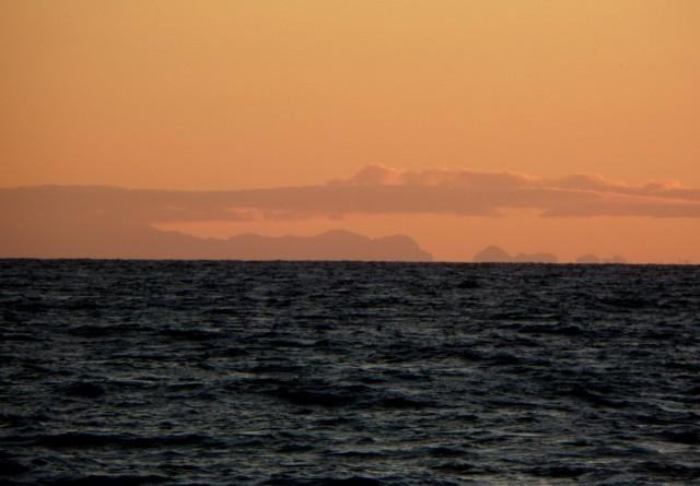Sonnenuntergang, Costa del Sol