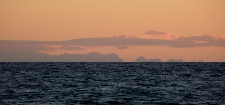Der eindrucksvollste Sonnenuntergang?!