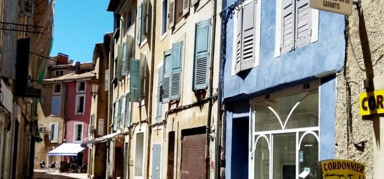 Apt en Provence im Luberon
