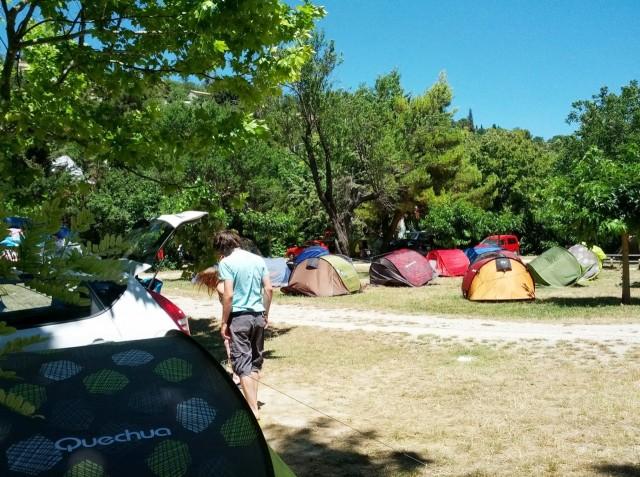 Campingplatz Apt