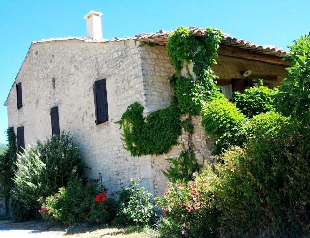 Haus, Provence