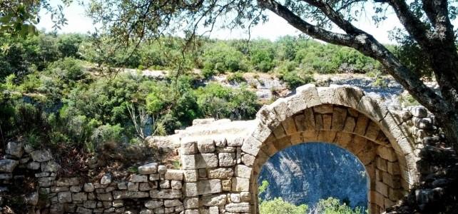 Ausflug zum Fort de Buoux