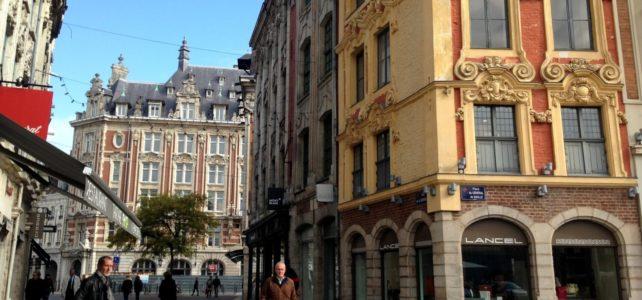 Lille, Altstadt