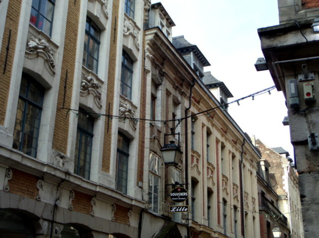 Lille, Gasse